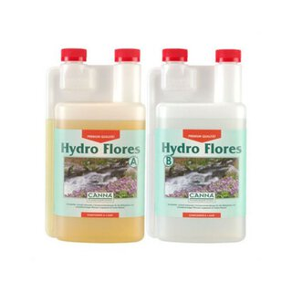 Canna Hydro Flores A & B, je 1 L