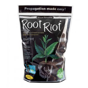 Growth Technology Root Riot 100 Stck.