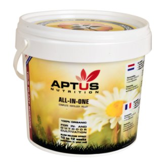 Aptus All-In-One Pellets 1 L