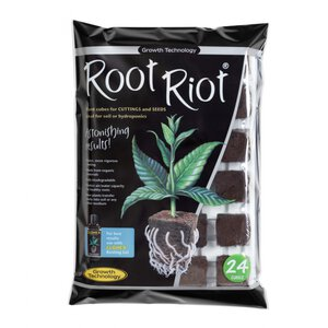 Growth Technology Root Riot 24 Stck.